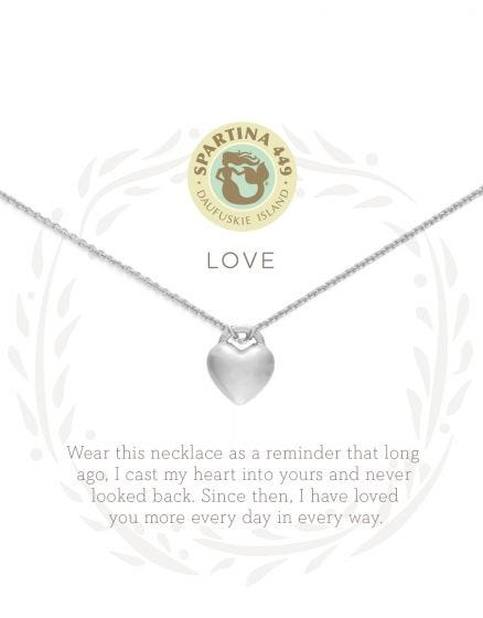 Spartina Necklace - Love