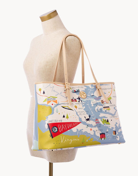 Bay Dreams - Large Tote