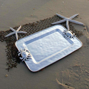 OCEAN Crab Rectangular Platter