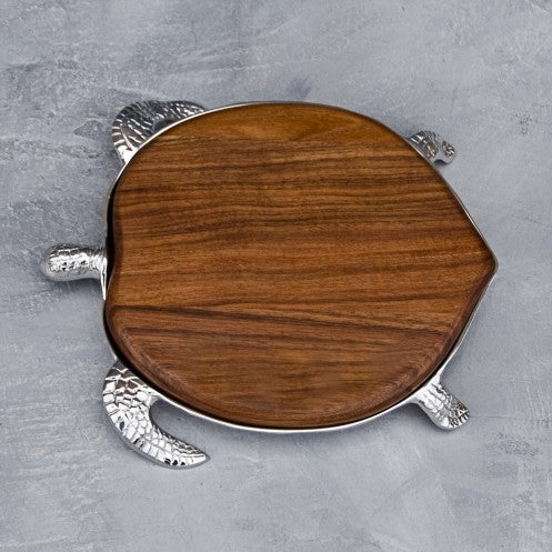 WOOD Sea Turtle Cutting Board