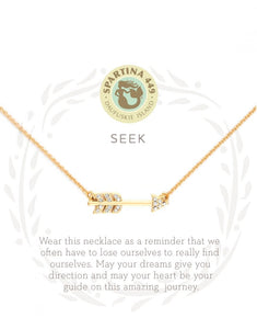 Spartina Necklace - Seek