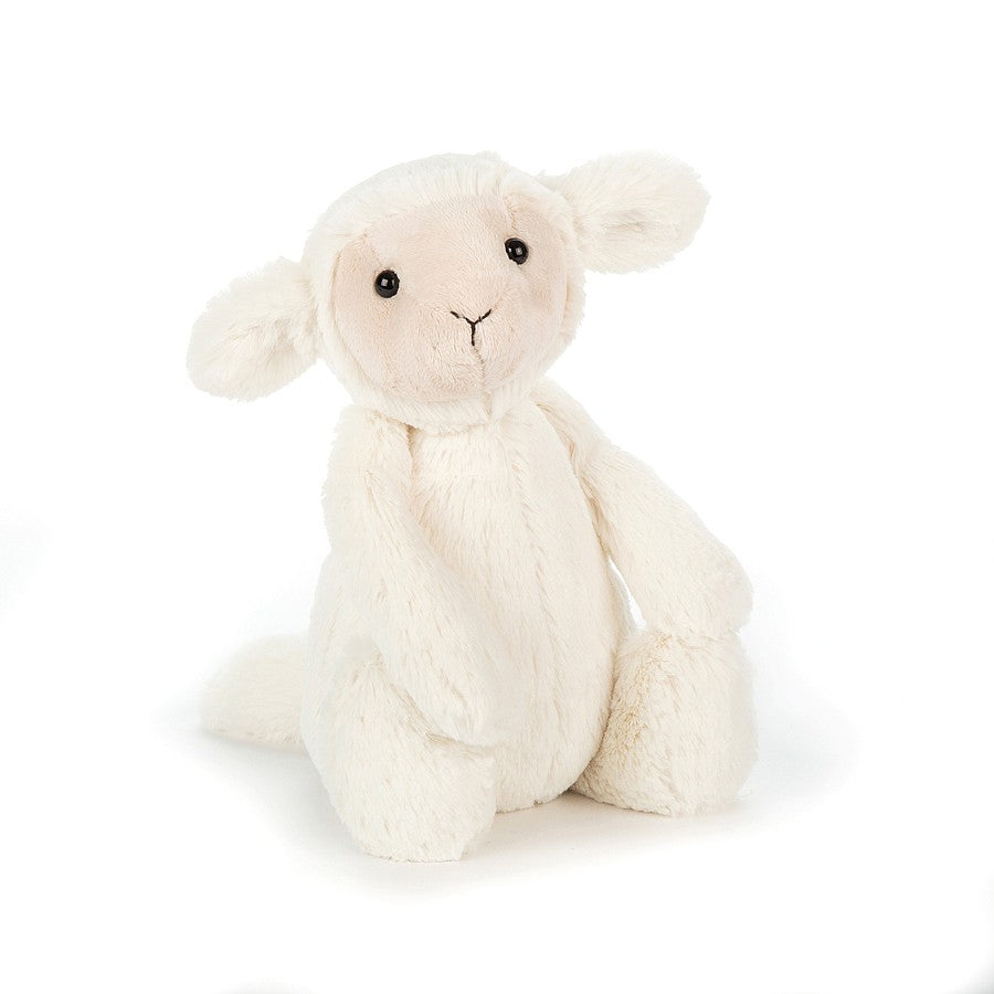 Bashful Lamb -  Cream - 7""