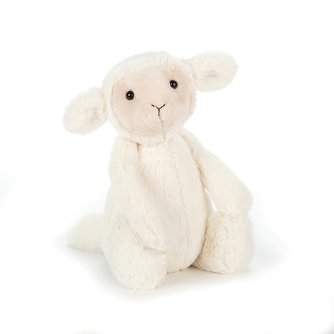 Bashful Lamb -  Cream - 12""