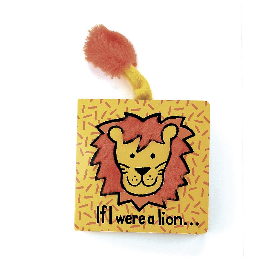 If I Were A Lion - Board Book