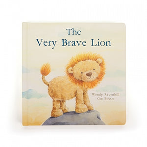 The Very Brave Lion - Book