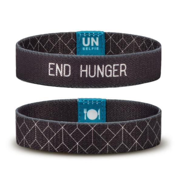 End Hunger - Geometric