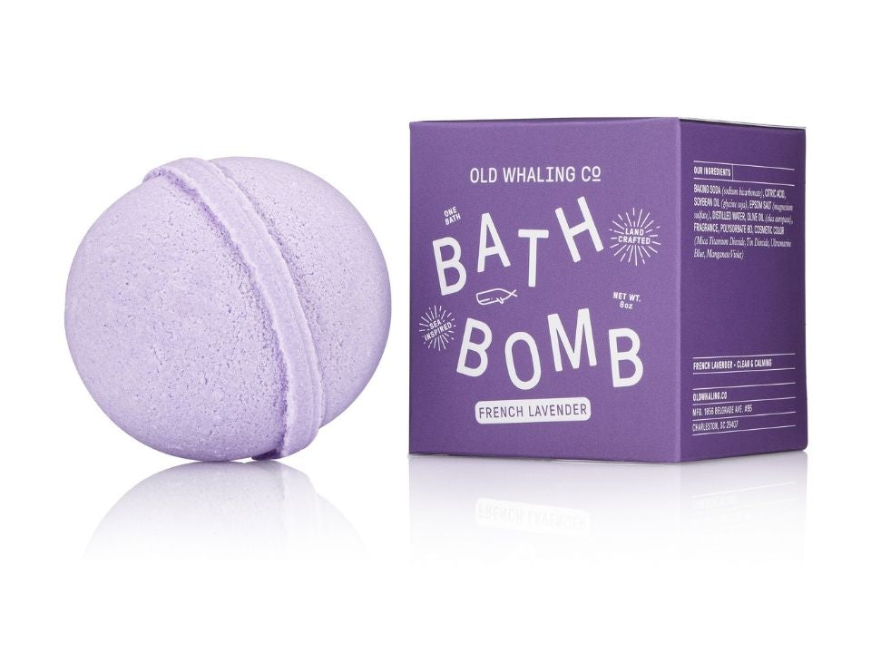 Bath Bomb - French Lavender