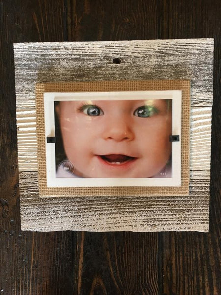 "Picture Frame - Single 4"" x 6"""