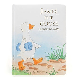 James The Goose - Book