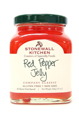 Stonewall Kitchen - Red Pepper Jelly 13 oz.
