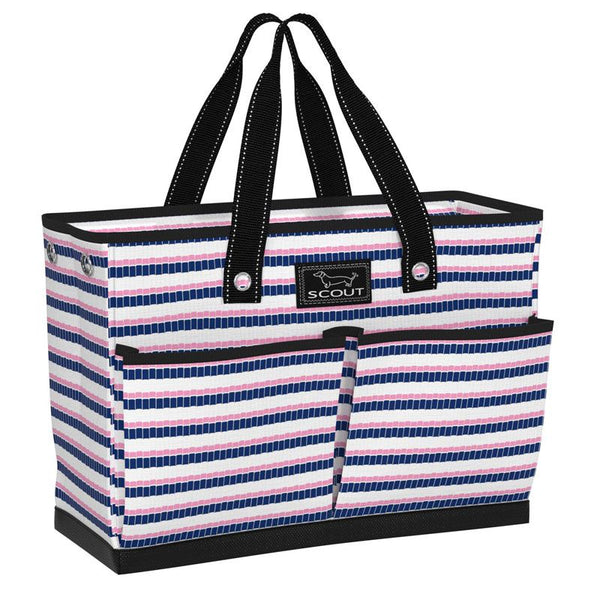 BJ Bag - Pocket Tote Bag