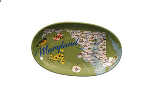 Maryland - Tidbit Tray
