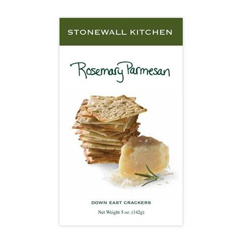 Stonewall Kitchen - Rosemary Parmesan Crackers