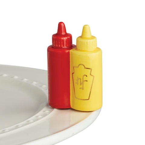 Mini - Main Squeeze - Ketchup and Mustard