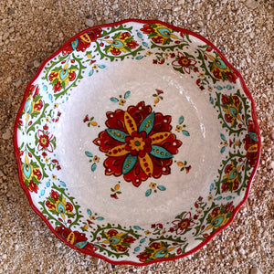 Salad Bowl - Allegra Red