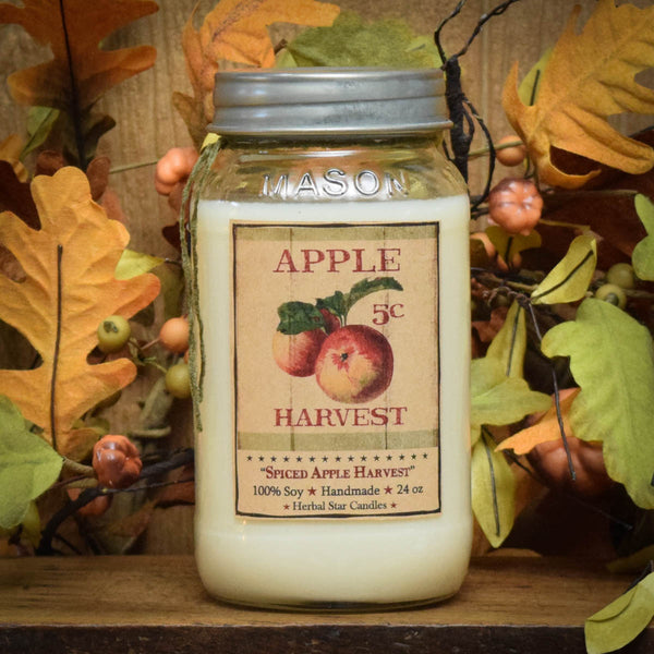 Spiced Apple Harvest - Candle