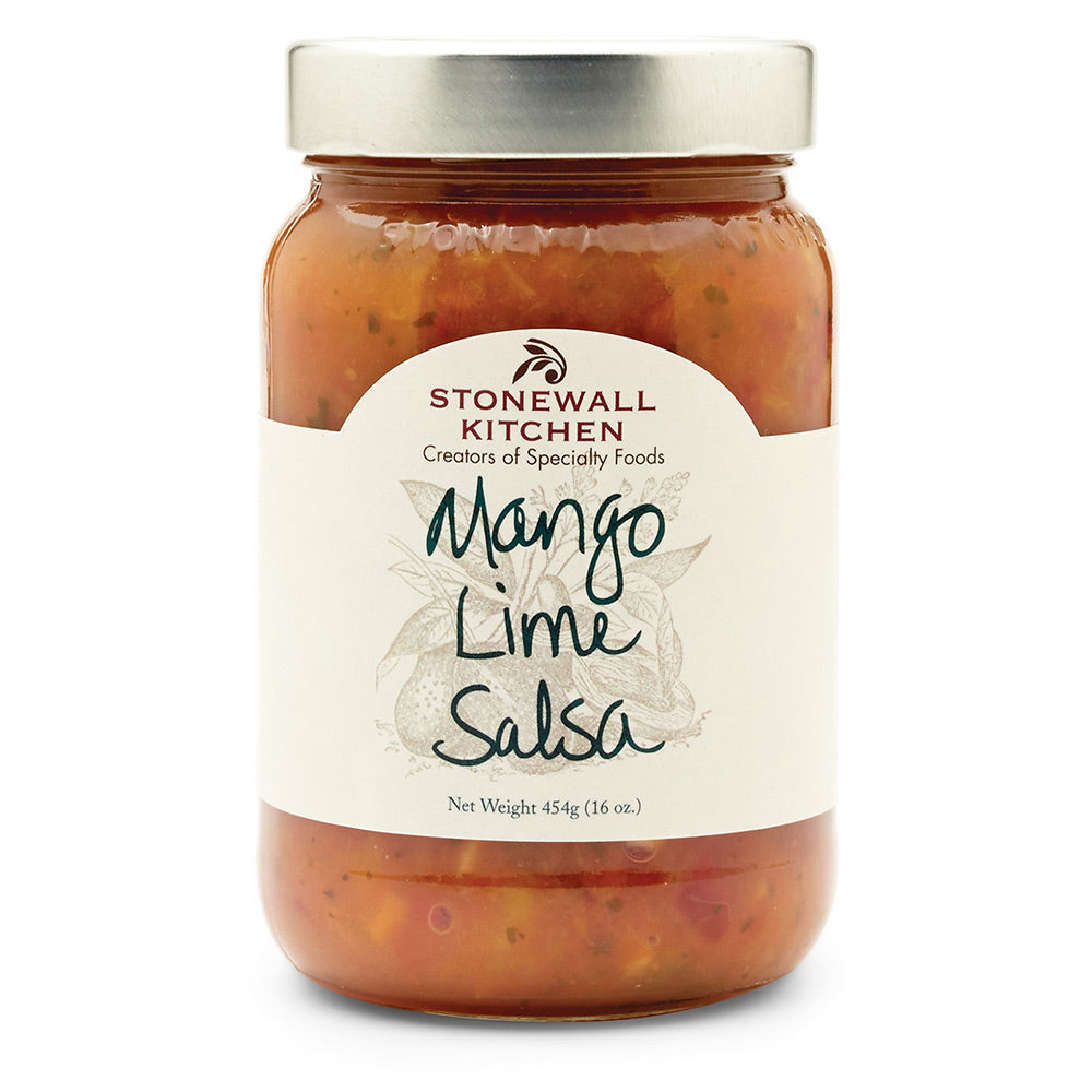 Stonewall Kitchen - Mango Lime Salsa 16oz