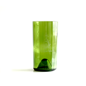 Recycled Green Glass Tumbler