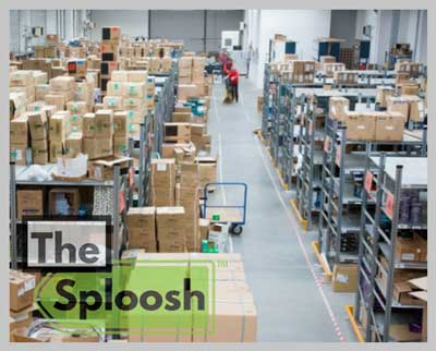 The Sploosh Warehouse