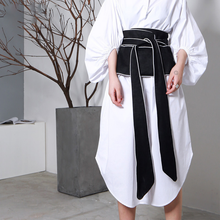 Load image into Gallery viewer, kimono-inspired belt front view