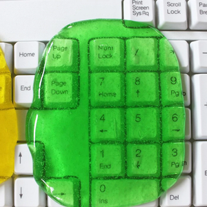 Goopy-Slime Laptop Keyboard Cleaning Gel