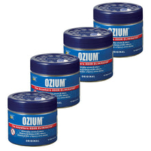 Load image into Gallery viewer, Ozium™ Car Odor Eliminating Gel Air Freshner, Original Scent, 4-Pack Quantity