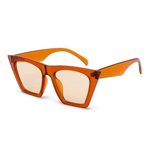 Versatile Sleek Square Women's Sunglasses