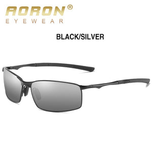 Polorized Outdoor Driver Sunglasses Metal Frame UV400