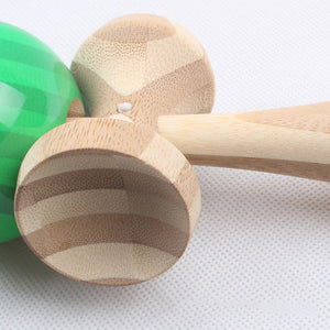 Wooden Jumbo Ball Skillful Game