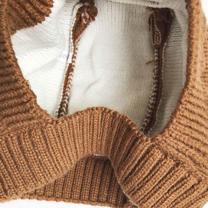 Little Faun Critters Knit Beanie Bonnets