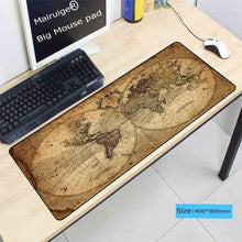 Load image into Gallery viewer, Old World Wonder - Lockedge Gamer Mousepad