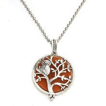 Load image into Gallery viewer, Life Tree Diffuser Necklace