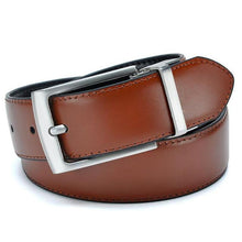 Load image into Gallery viewer, sturdy brown belt for men