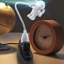 Load image into Gallery viewer, Adjustable Spaceman Astronaut USB Lamp
