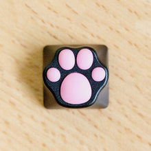 Load image into Gallery viewer, Amazing Kitten Artisan Keyboard Caps