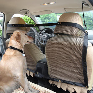 Traveling Car Pet Fence