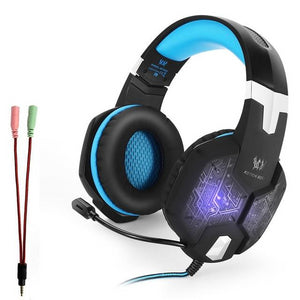 E-Tronic Gaming Headset with Mic