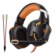 Load image into Gallery viewer, E-Tronic Gaming Headset with Mic