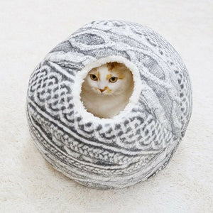 Folding Spherical Pet Nest
