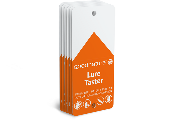 Goodnature Lure Tasters