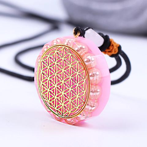 Why People Buy Flower Of Life Orgonite Necklace?