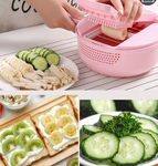 Press One-piece Multifunction