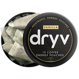 Dryv Energy Pouches Product of USA Mint & Vanila