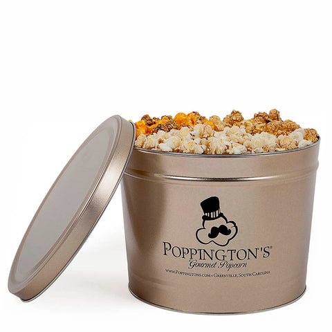 3 Way 2 Gallon tin by Poppington's