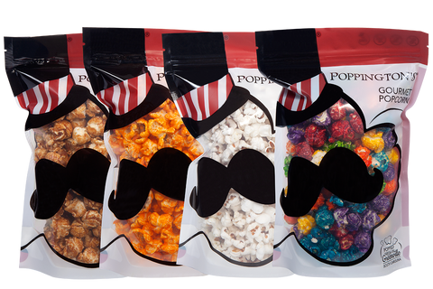 Poppington's Classics - Four Flavor Assortment