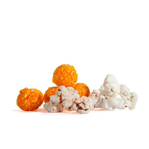 Cheeseburger Gourmet Popcorn By Poppington's Gourmet Popcorn