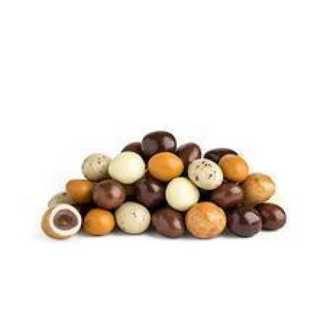 Chocolate Covered [NY Style] Espresso Beans - Poppington's Gourmet Popcorn