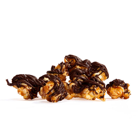 Greenville Mint Chocolate Caramel Popcorn by Poppington's Gourmet Popcorn - Poppington's Gourmet Popcorn