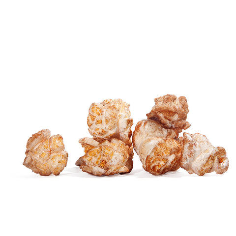 Cinnamon Kettle Korn Popcorn-it's like a sweet hug from Grandma - Poppington's Gourmet Popcorn