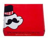 Birthday Bash Gift Box by Poppington's Gourmet Popcorn